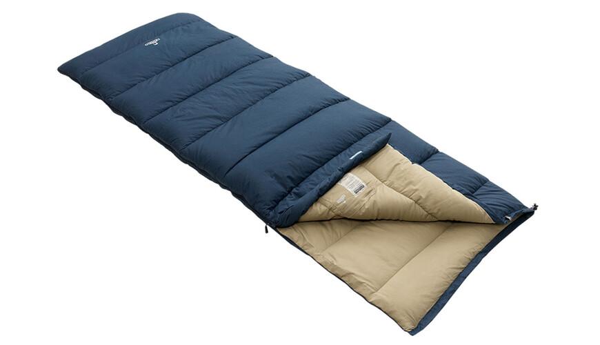 Nomad Blazer Classic Sleepingbag Dark Navy/Dark Sand